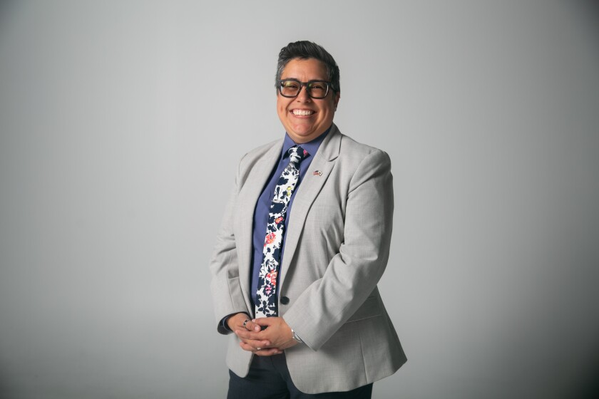 Toni Duran, a candidate for San Diego City Council's District 3.