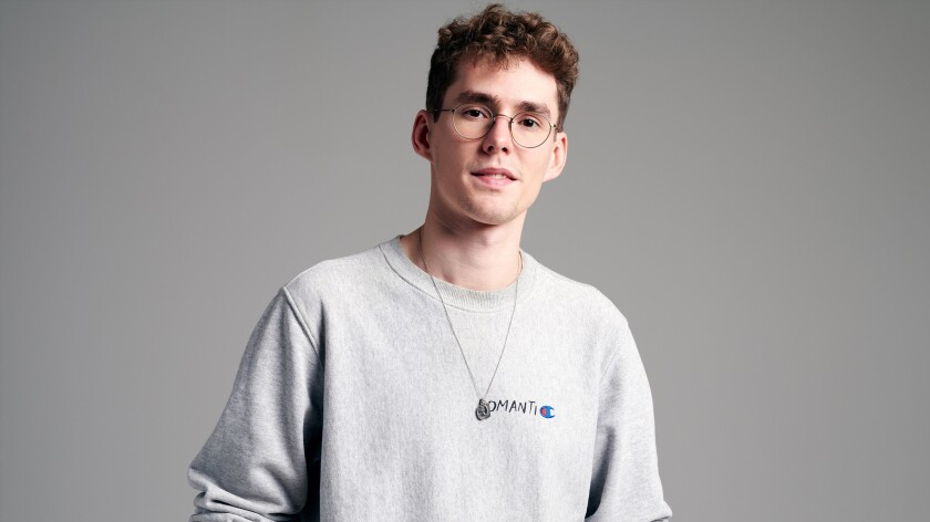 A photo of Lost Frequencies