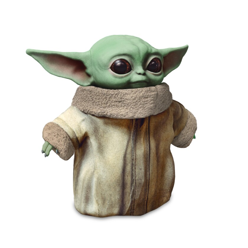 "Baby Yoda doll ""The Child"""