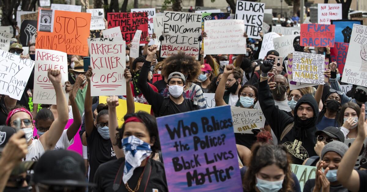 LA Pride under fire for handling of solidarity protest