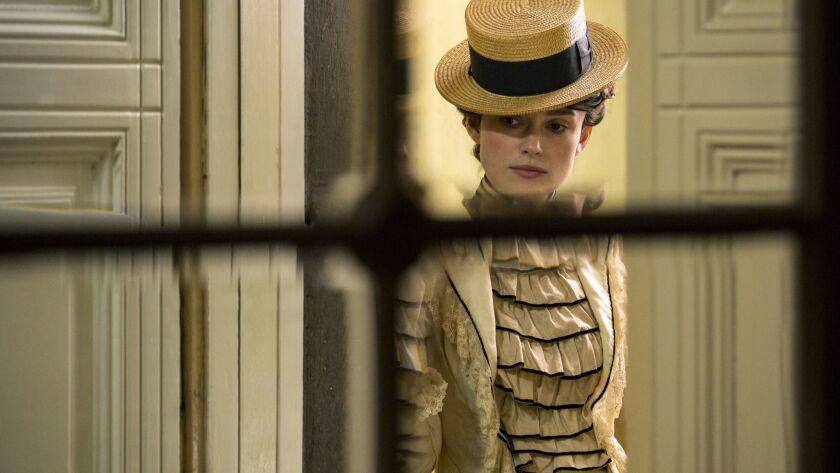 Keira Knightley stars as Colette in COLETTE, a Bleecker Street release. Credit: Robert Viglasky / Bl
