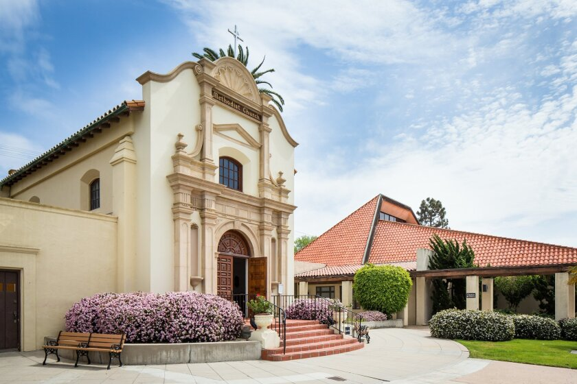 La Jolla Methodist Church was founded in 1953 by a few members who first met at Casa de Manana.