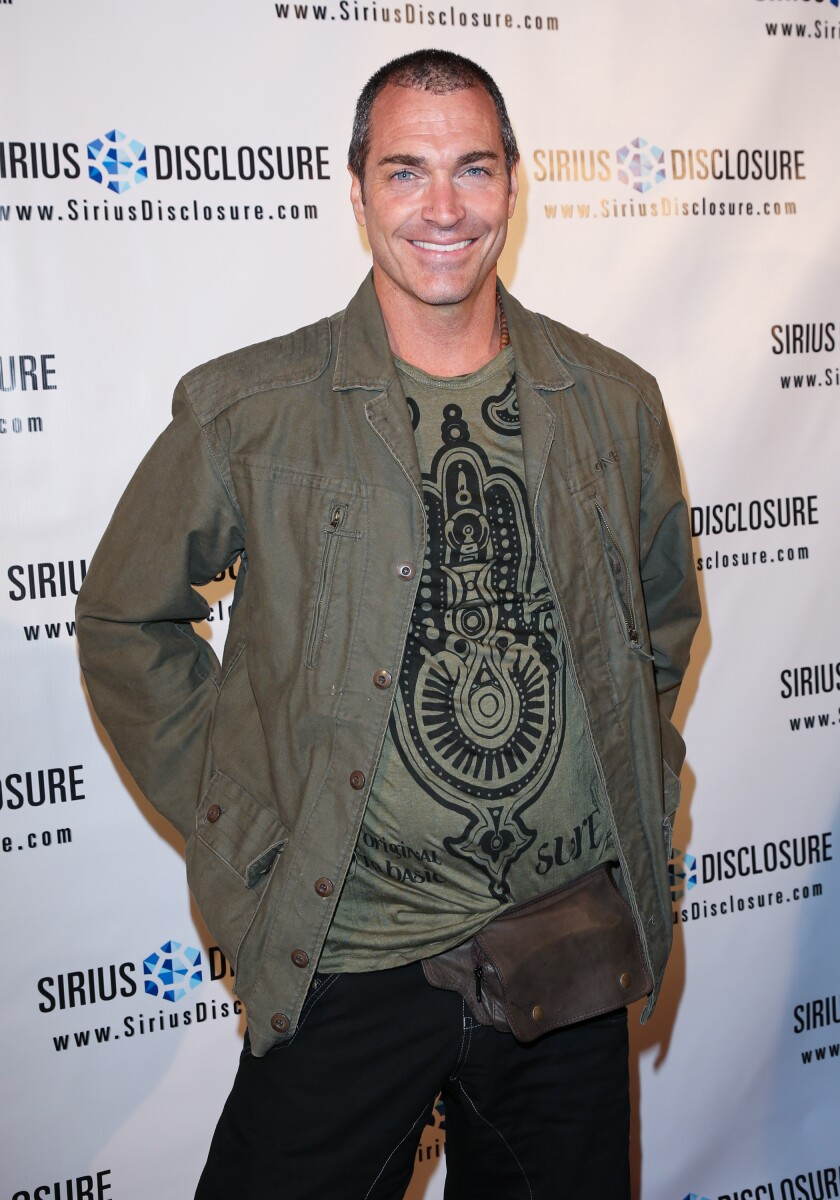 """Founder and CEO of Elevate Mikki Willis attends the UFO documentary """"Sirius"""" premiere at the Regal 14 at LA Live Downtown on April 22, 2013 in Los Angeles, California."""