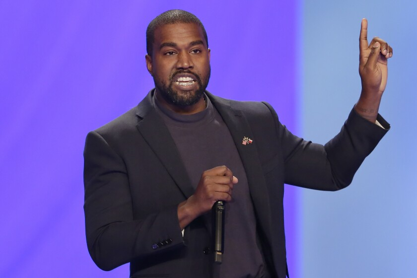 Wisconsin Elections Commission are recommending that rapper Kanye West be kept off the state's presidential ballot
