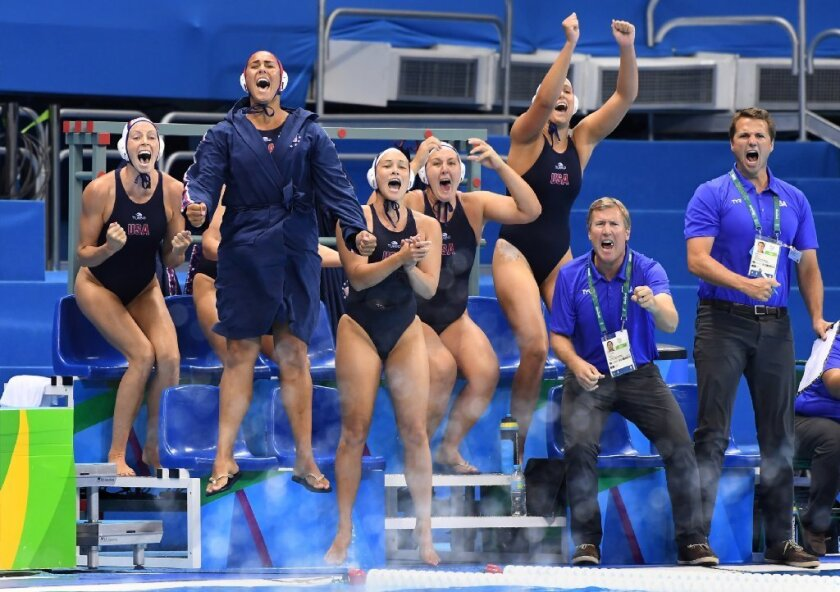 2016 Summer Olympics: The U S  dominates Rio Games with 121 medals
