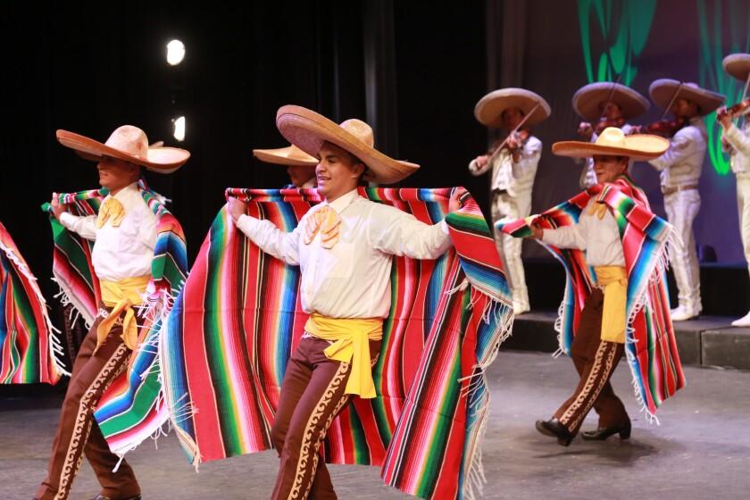 Ballet Folclórico Nacional de México de Silvia Lozano performs in shows in SoCal this week.