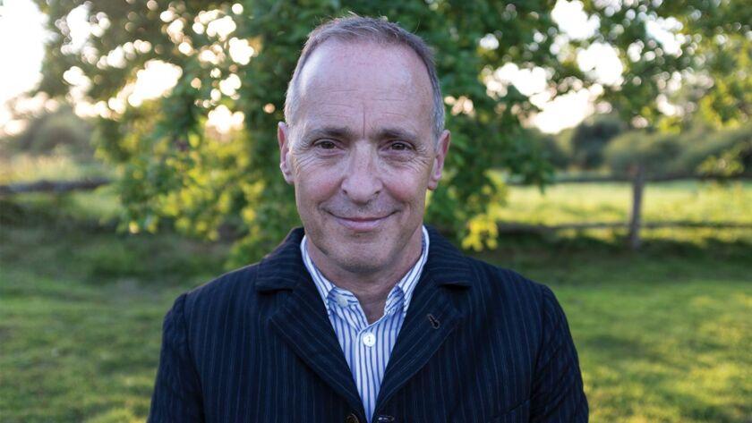 "David Sedaris, author of ""Theft by Finding."" Credit: Ingrid Christie"