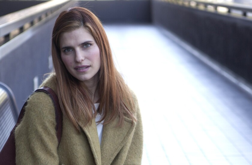 """Actress, writer, director, Lake Bell wrote """"In A World,"""" a film debuting at Sundance film Festival 2013."""