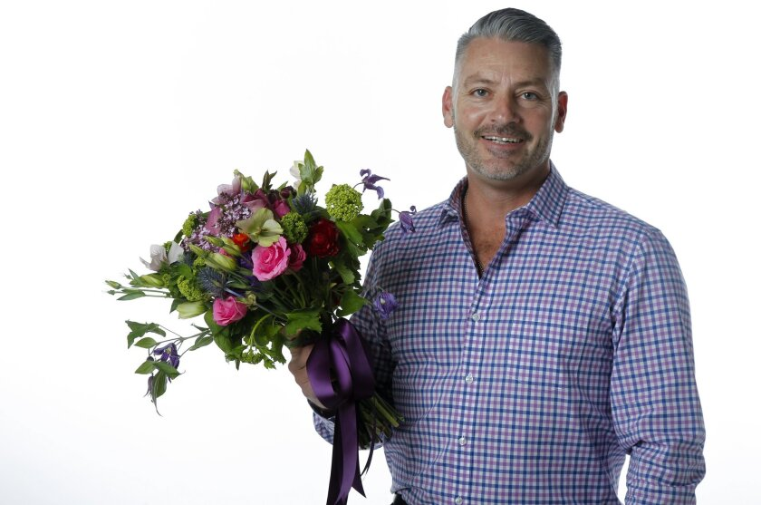 Carlos Franco of Green Fresh Florals
