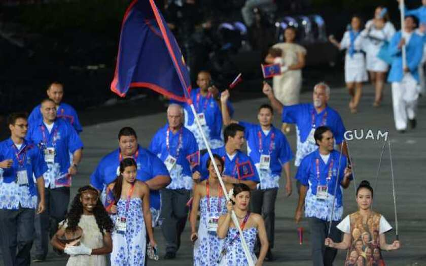 London Olympics: Biola grad Amy Atkinson finds Olympics 'surreal'