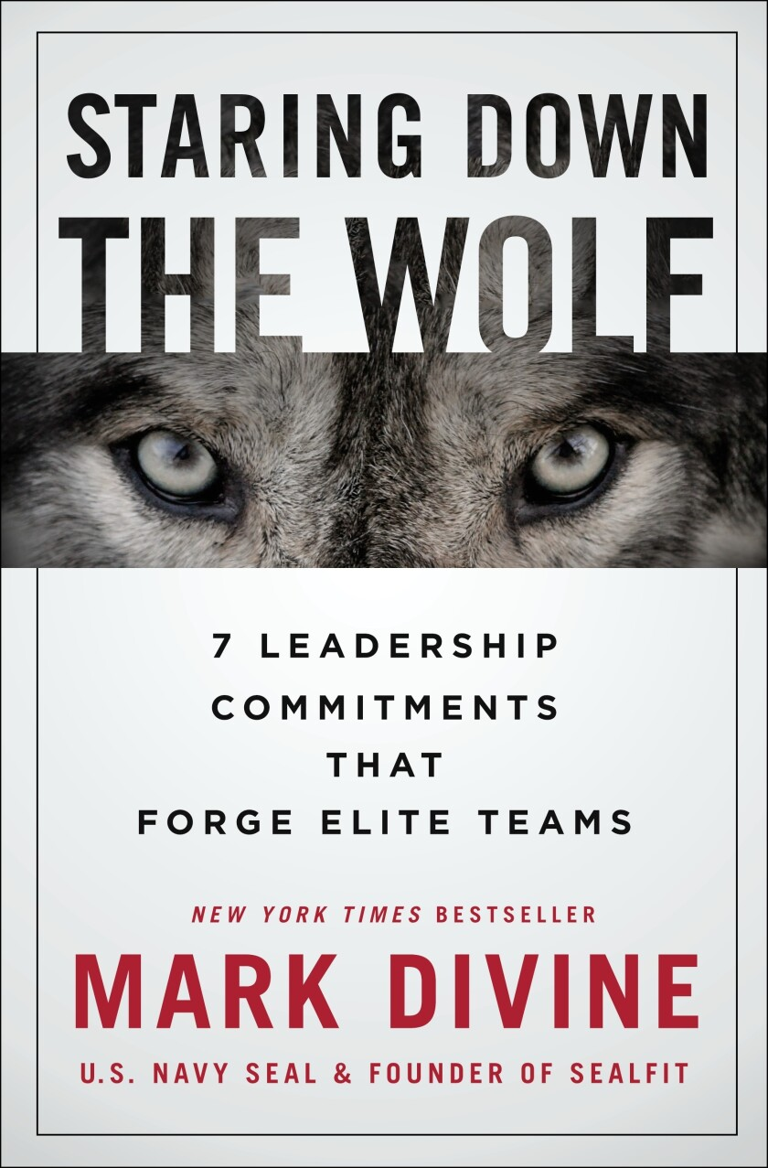 Book Review - Staring Down the Wolf