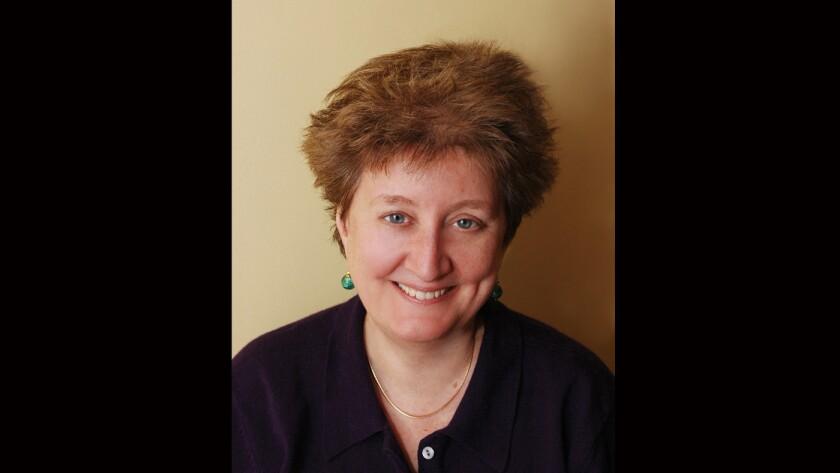 Author Katha Pollitt.