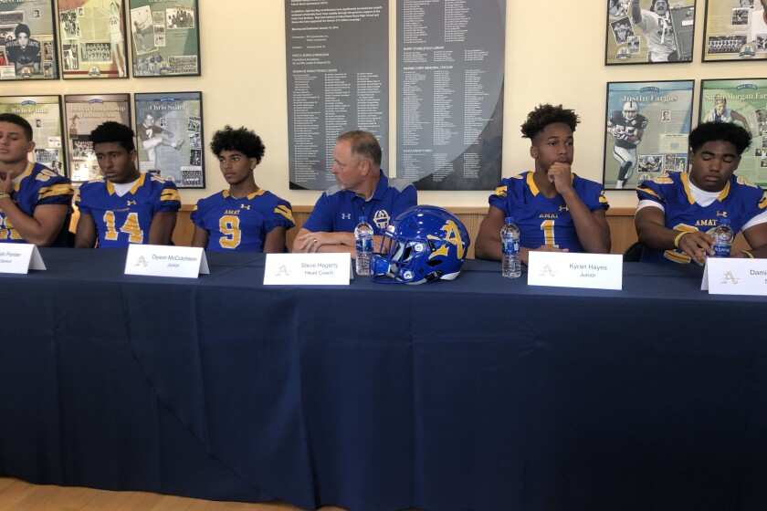 High School Sports - Los Angeles Times