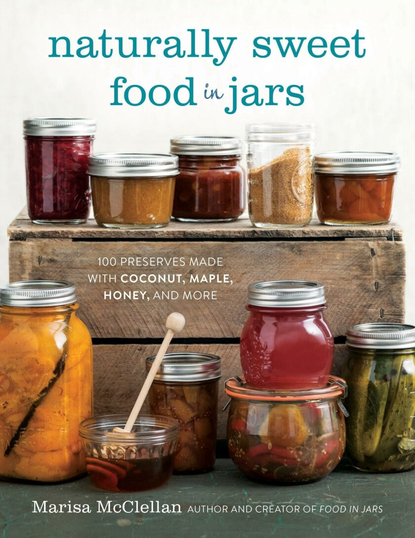 Foodie delves into preserving using sugar alternatives - The