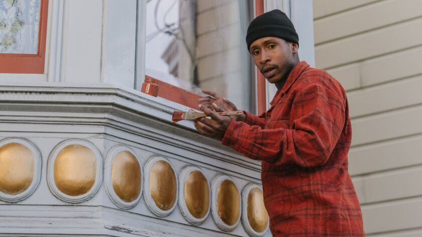 Jimmie Fails stars as Jimmie Fails in THE LAST BLACK MAN IN SAN FRANCISCO, an A24 release. Credit: P