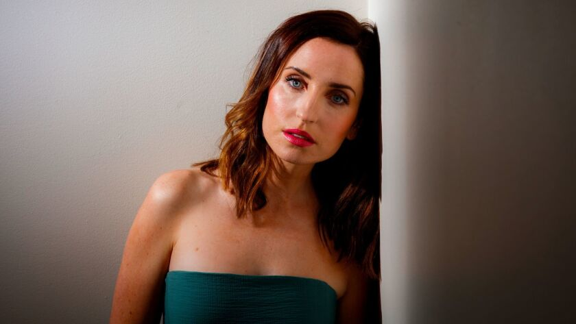 STUDIO CITY, --MAY 09, 2017-- Actress and director Zoe Lister-Jones, is photographed in promotion of