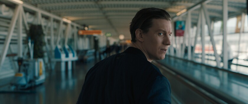 Mike Beckingham in the movie 'The Host'