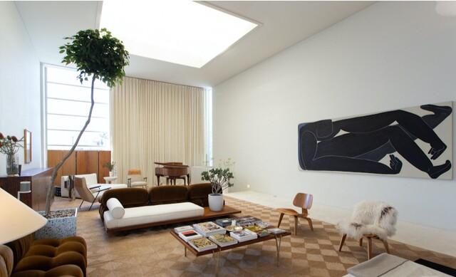 Jonathan Neman's Venice home - Los Angeles Times