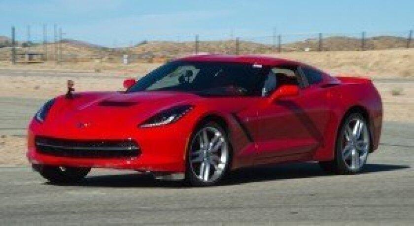 All-new 2014 Corvette Stingray