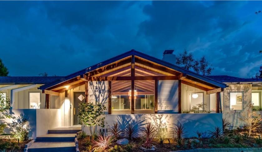 Marti Noxon's Studio City home | Hot Property