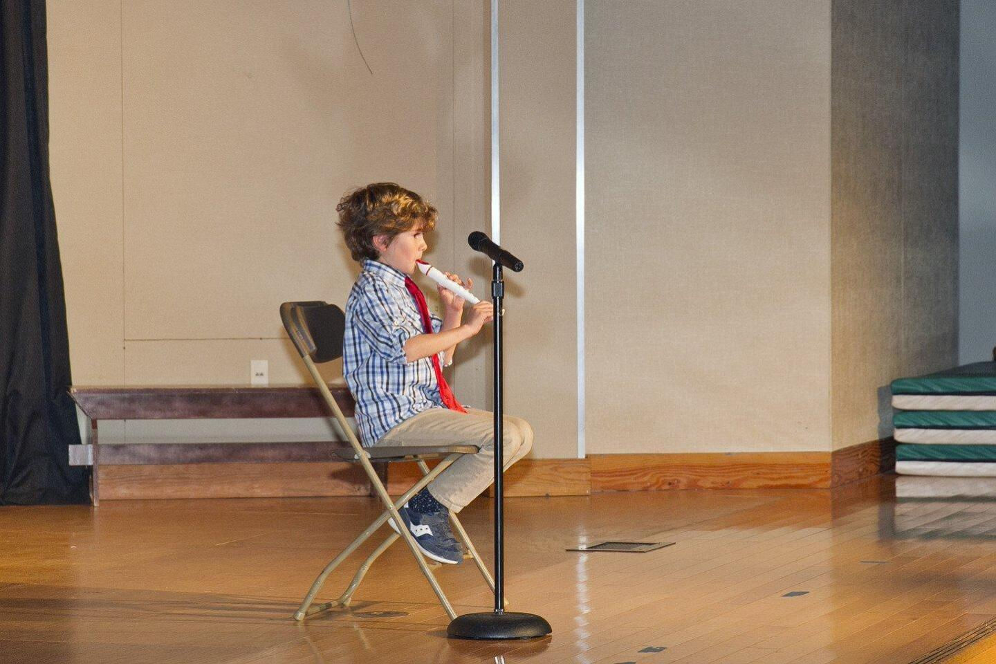 Del Mar Heights Talent Show