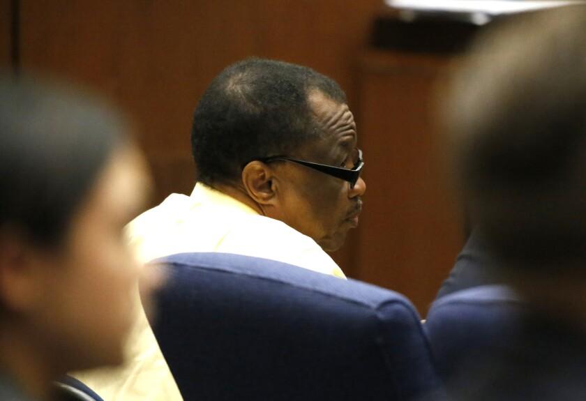Jurors vote for death sentence for 'Grim Sleeper' serial