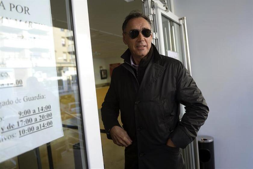 Miguel Ángel Portugal, director técnico del Wilstermann boliviano. EFE/Archivo