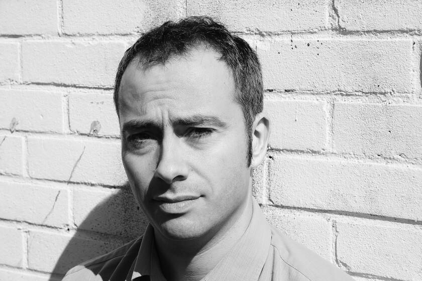 Author David Adam