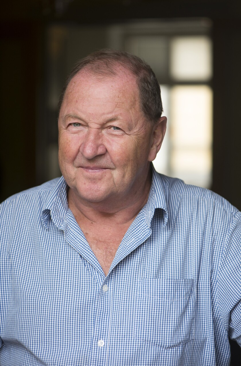 Filmmaker Roy Andersson.