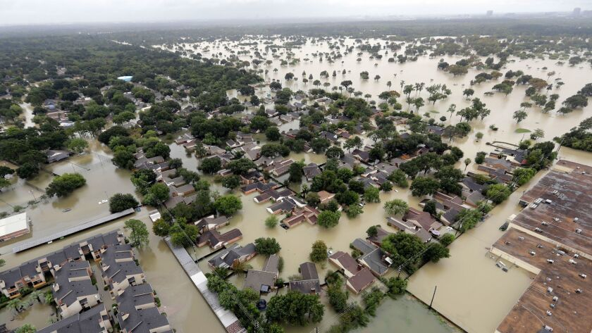 Would price-gouging help the people of Houston? Ecnomist Tim Worstall argued it would, but his column was killed by Forbes.com.