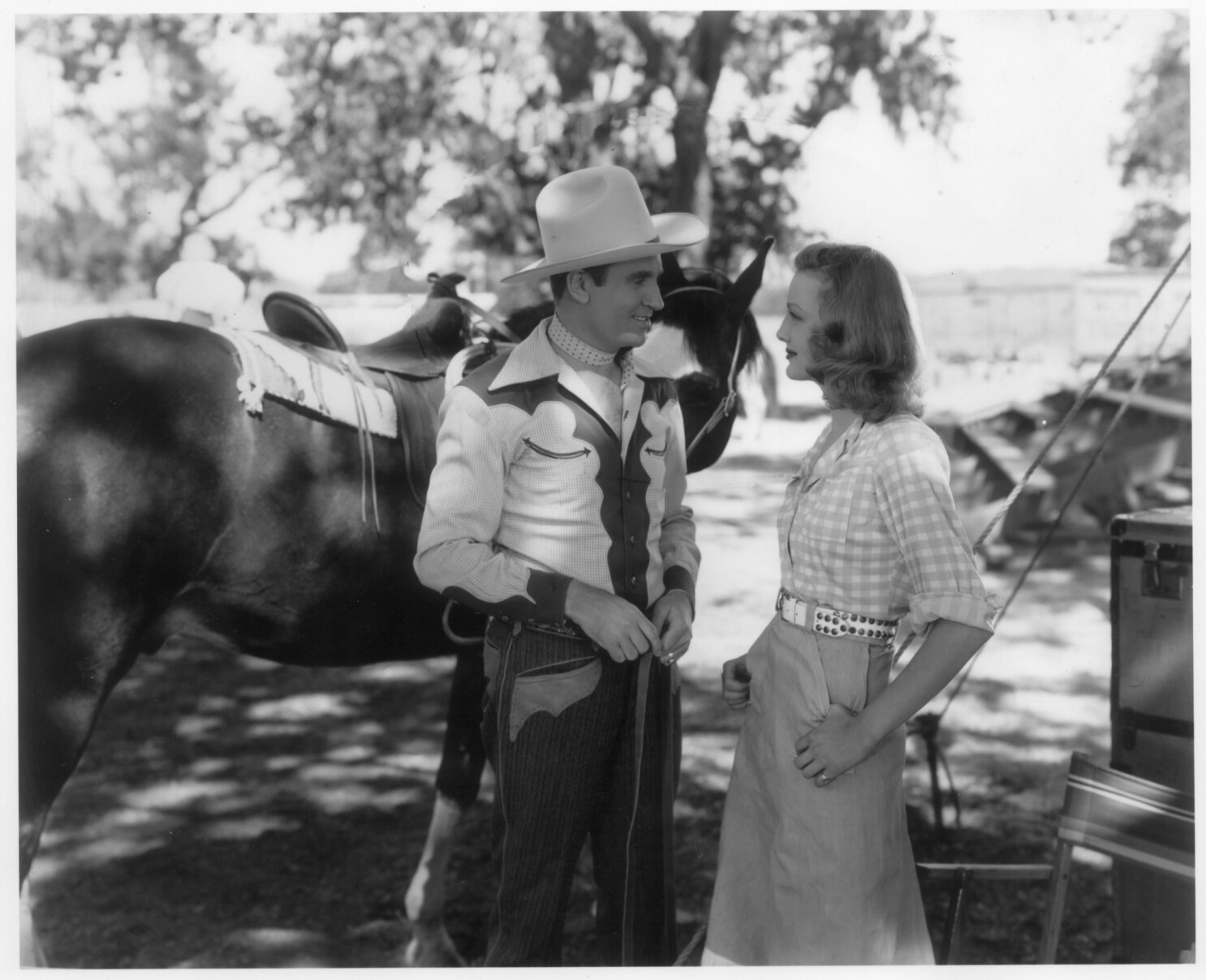 From the Archives: Cowboy Tycoon Gene Autry Dies - Los