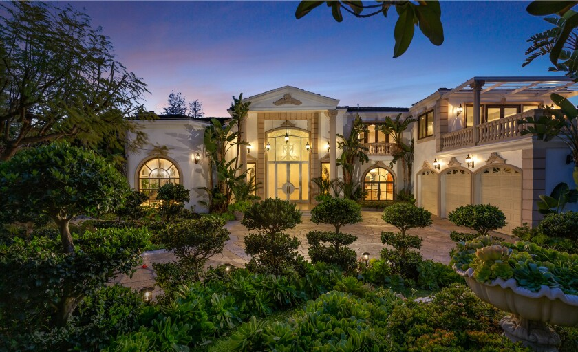 Married Olympians drop $6.1 million on Bel-Air mansion