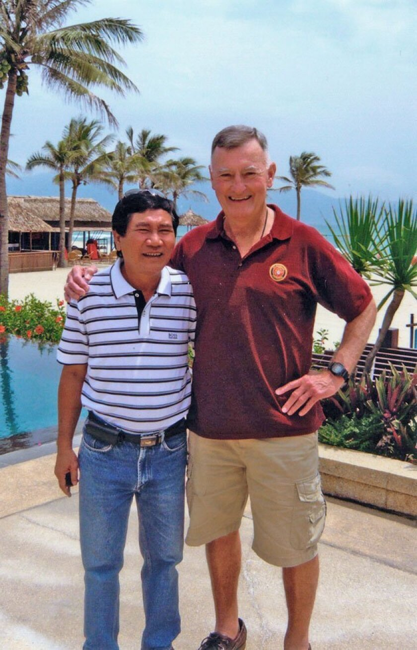 When Mike Neil returned to Vietnam about two months ago, he tracked down GTO, now a middle-aged husband and father, whom Neil declined to identify by name.