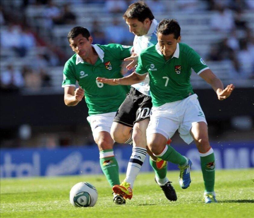 La plantilla Verde se alista para enfrentar el próximo viernes en casa a la selección de Venezuela y visitar cuatro días después a Chile, en el marco de las eliminatorias del Mundial Brasil 2014. EFE/Archivo