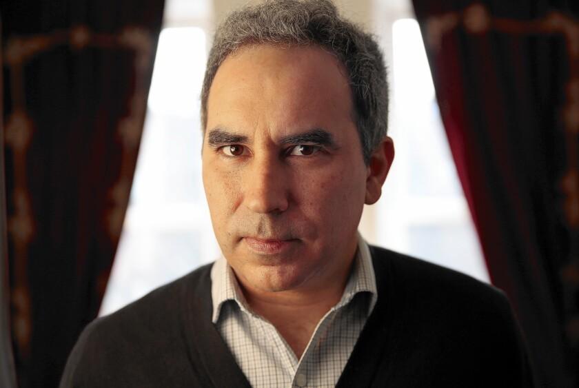 Author David Grand.