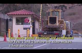 LA 90: Newly discovered soil microbes may have helped eat methane after Porter Ranch natural gas leak