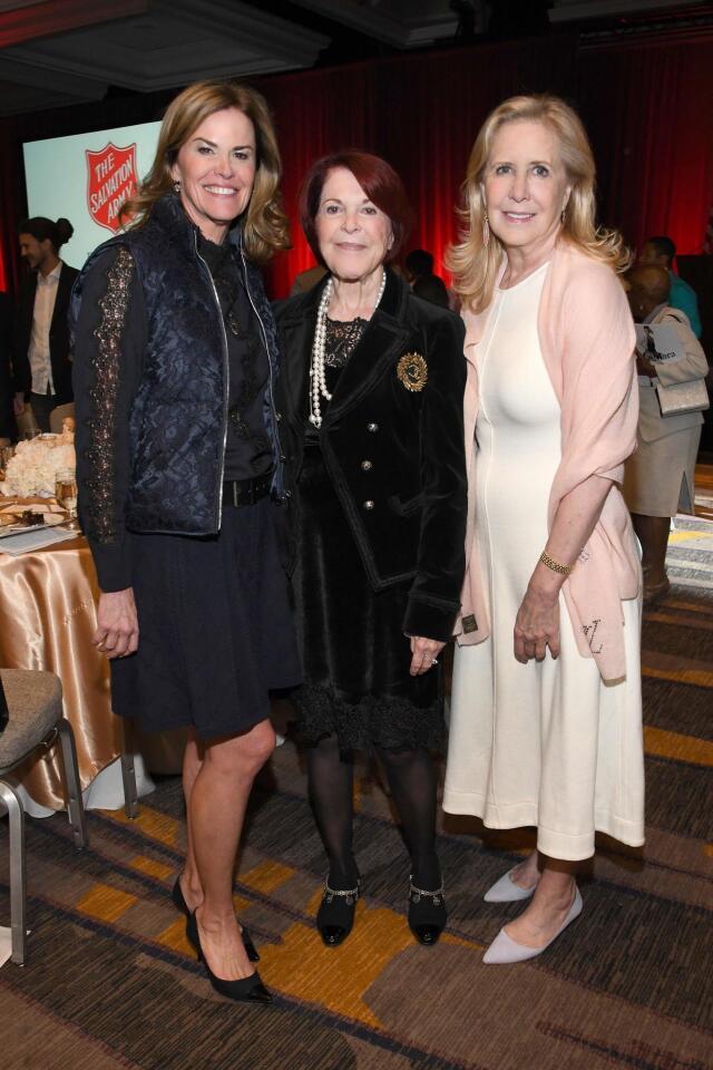 Michelle Weinger, Jenny Craig, Wendy Walker