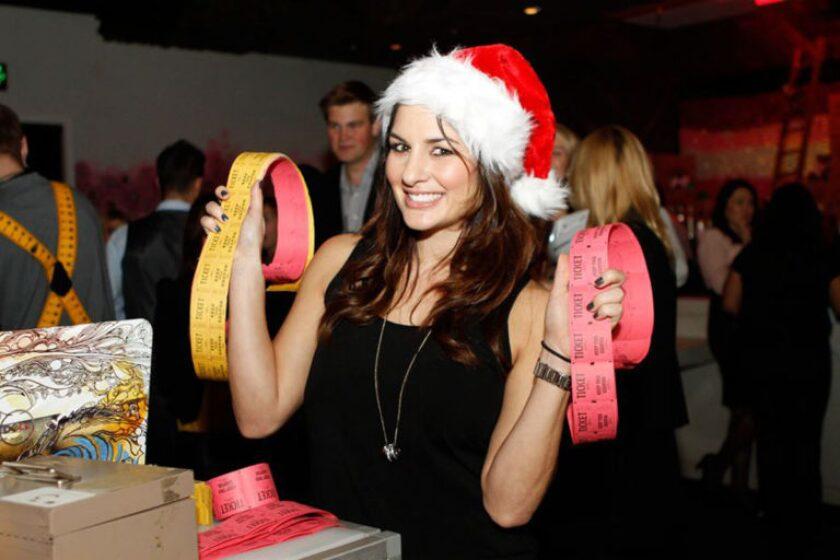 The Jingle Bell Bachelor Bash.