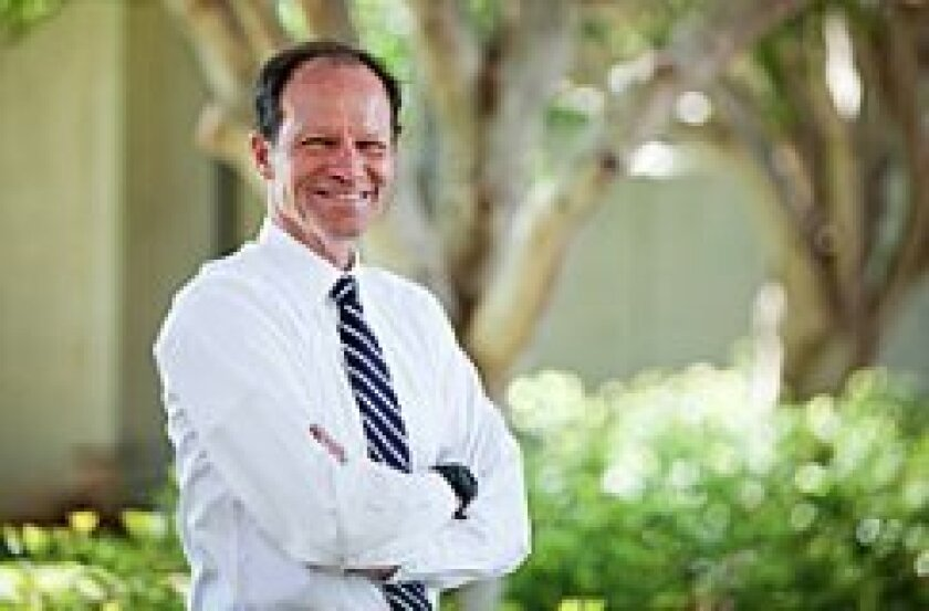 David Brenner, UCSD's vice chancellor for health sciences and dean of the School of Medicine, is among the better paid employees in the University of California system.