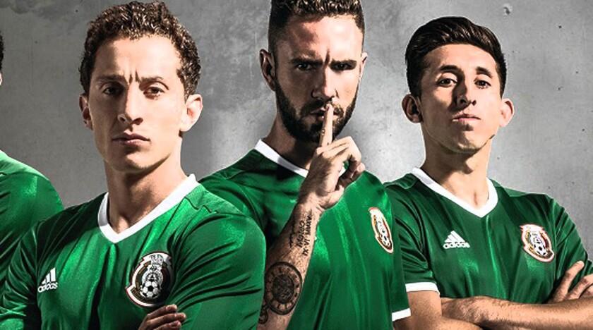 Andrés Guardado (i), Miguel Layún (c) y Héctor Herrera, piezas clave que deben pesar en el Tri.