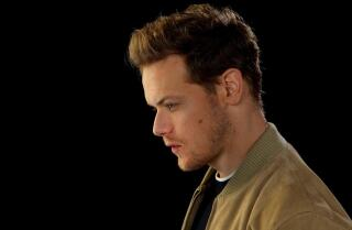 Sam Heughan of 'Outlander' talks about the series' turning point