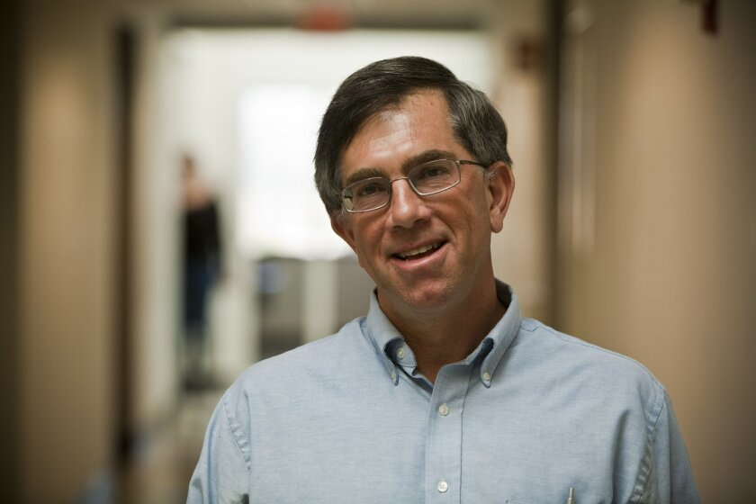 Fred Levine, director of the Sanford Children's Health Research Center at Sanford-Burnham.