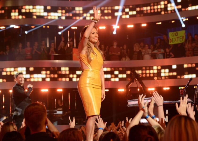 American Idol J-Lo