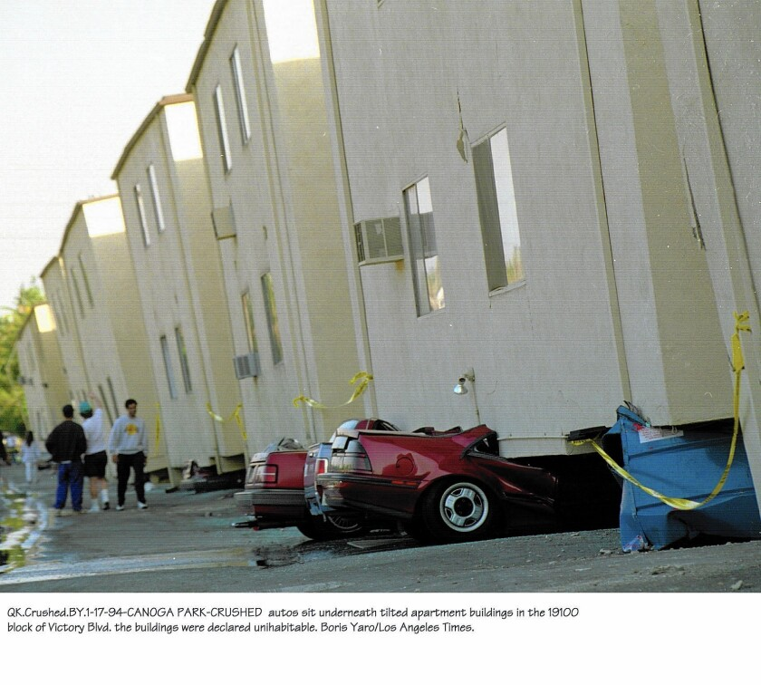 L.A. to begin ordering earthquake retrofits in February, officials say