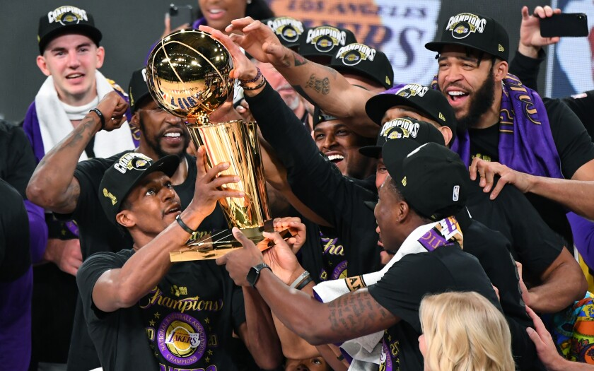 Nba Players Agree To Starting New Season On Dec 22 Los Angeles Times