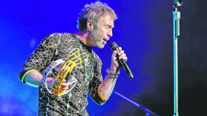 Rock singer Paul Rodgers. Christie Goodwin photo