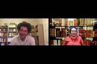A Conversation with Juan Pablo Villalobos | La invasión del pueblo del espíritu