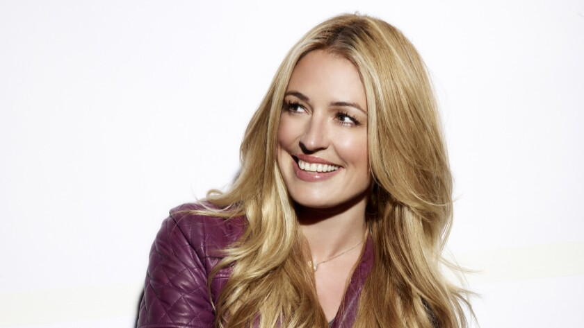 """Cat Deeley in """"So You Think You Can Dance"""" on Fox."""