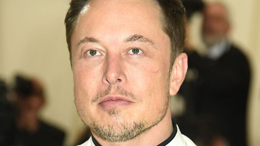 Musk's medicine for an ailing Tesla: a 'through reorganization'