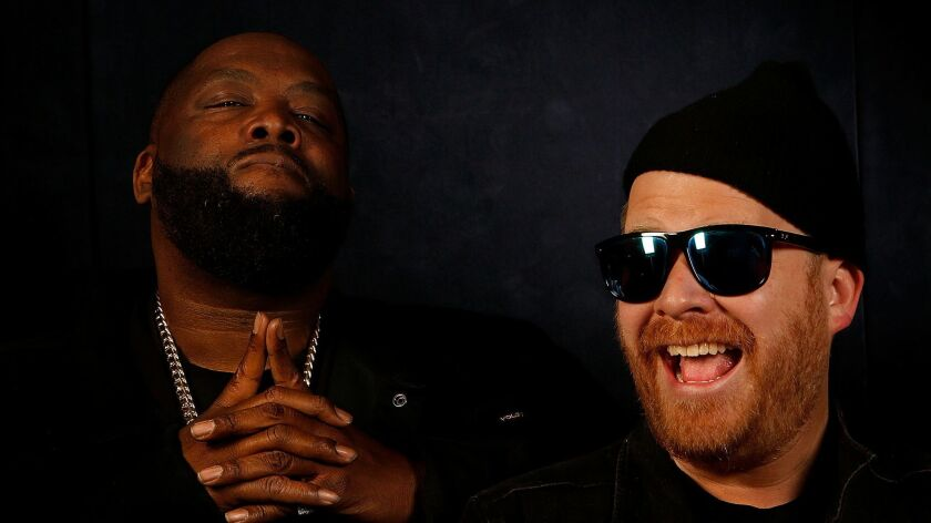 "Apple's Beats1 is carrying hip-hop duo Run the Jewels' ""WRTJ"" radio show."